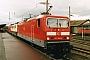 """LEW 20304 - DB Regio """"143 854-8"""" __.11.1999 - BebraGerhardt Göbel"""
