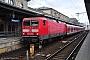 """LEW 20305 - DB Regio """"143 855-5"""" 31.03.2018 - Nürnberg, HauptbahnhofDieter Römhild"""