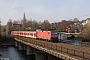 """LEW 20305 - DB Regio """"143 855-5"""" 03.01.2008 - Wetter (Ruhr)Ingmar Weidig"""