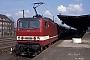 "LEW 20308 - DR ""143 858-9"" 07.04.1992 - Dessau, HauptbahnhofIngmar Weidig"