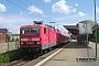 "LEW 20310 - DB Regio ""143 860-5"" 26.07.2009 - Rostock, ParkstraßeStefan Thies"