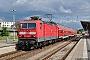 """LEW 20310 - DB Regio """"143 860-5"""" 25.06.2011 - GüstrowAndreas Görs"""