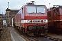 "LEW 20311 - DR ""243 861-2"" 15.12.1989 - Halle (Saale), Betriebswerk PMarco Osterland"