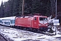 "LEW 20313 - DB AG ""143 863-9"" 02.12.1995 - Feldberg-BärentalUdo Plischewski"