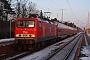 """LEW 20314 - DB Regio """"143 864-7"""" 10.01.2011 - SeddinIngo Wlodasch"""