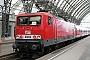"""LEW 20314 - DB Regio """"143 864-7"""" 25.07.2011 - Dresden, HauptbahnhofJörn Pachl"""