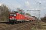 """LEW 20314 - DB Regio """"143 864-7"""" 03.04.2011 - Berlin-KarlshorstSebastian Schrader"""