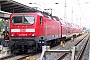 """LEW 20318 - DB Regio """"143 868-8"""" 02.08.2002 - Rostock, HauptbahnhofFrank Weimer"""
