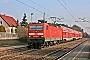 """LEW 20318 - DB Regio """"143 868-8"""" 09.03.2011 - CoschenFrank Gutschmidt"""