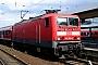 """LEW 20319 - DB Regio """"143 869-6"""" 21.07.2005 - Nürnberg, HauptbahnhofDieter Römhild"""