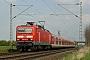 """LEW 20320 - DB Regio """"143 870-4"""" 19.04.2010 - KleinenbroichGero Wollgarten"""