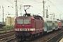 """LEW 20322 - DB Regio """"143 872-0"""" 21.04.2001 - Koblenz, HauptbahnhofMarvin Fries"""