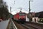 """LEW 20322 - RBH Logistics """"143 872-0"""" 01.12.2013 - Stadt WehlenThomas Salomon"""