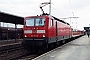 "LEW 20324 - DB Regio ""143 874-6"" 24.01.2002 - Cottbus, BahnhofOliver Wadewitz"