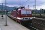 """LEW 20326 - DB """"143 876-1"""" 30.08.1992 - Heidelberg, HauptbahnhofErnst Lauer"""