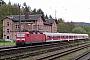 """LEW 20326 - DB Regio """"143 876-1"""" 03.05.2008 - JossaMario Fliege"""