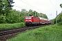"LEW 20327 - DB Regio ""143 877-9"" 28.05.2009 - Belzig-LüsseRudi Lautenbach"