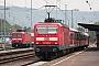 "LEW 20330 - DB Regio ""143 880-3"" 21.10.2009 - Heilbronn, HauptbahnhofSven Hohlfeld"