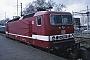 """LEW 20330 - DB Regio """"143 880-3"""" 23.01.2000 - Mannheim, HauptbahnhofErnst Lauer"""