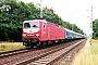 "LEW 20332 - DB Regio ""143 882-9"" __.09.2000 - HangelsbergSven Lehmann"
