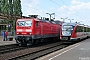 """LEW 20333 - DB Regio """"143 883"""" 19.09.2010 - Radebeul, Bahnhof WestKlaus Hentschel"""