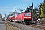 """LEW 20334 - DB Regio """"143 884"""" 08.03.2015 - Chemnitz-GrünaFelix Bochmann"""