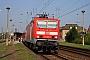 """LEW 20335 - DB Regio """"143 885-2"""" 14.04.2009 - Coswig (bei Dresden)Jens Böhmer"""