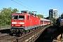 "LEW 20336 - DB Regio ""143 886-0"" 29.05.2009 - Hamburg, Bahnhof DammtorPaul Tabbert"