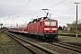 """LEW 20337 - DB Regio """"143 887-8"""" 04.11.2010 - GroßkorbethaRonny Brühl"""
