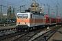 """LEW 20337 - DB Regio """"143 887-8"""" 20.04.2000 - MannheimErnst Lauer"""
