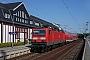 "LEW 20339 - DB Regio ""143 889-4"" 02.07.2008 - Potsdam, Park SanssouciSebastian Schrader"