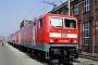 """LEW 20340 - DB Regio """"143 890-2"""" 25.03.2003 - DessauJan Trampusch [†]"""