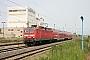 """LEW 20343 - DB Regio """"143 893-6"""" 06.06.2010 - TeutschenthalDaniel Berg"""