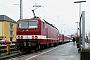 """LEW 20344 - DB Regio """"143 894-4"""" 22.12.2002 - AnsbachPeter Wolf"""