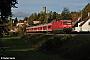 """LEW 20349 - DB Regio """"143 899-3"""" 21.10.2010 - Herbolzheim (Jagst)Stefan Sachs"""