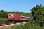 "LEW 20349 - DB Regio ""143 899-3"" 08.08.2016 - Lauffen (Neckar)Sören Hagenlocher"