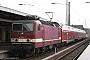 """LEW 20351 - DB Regio """"143 901-7"""" 18.06.2003 - Magdeburg, HauptbahnhofDieter Römhild"""