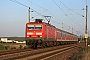 """LEW 20353 - DB Regio """"143 903"""" 17.10.2010 - Teutschenthal OstNils Hecklau"""