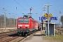 """LEW 20353 - DB Regio """"143 903"""" 16.03.2012 - Dessau-Roßlau-MeinsdorfFelix Bochmann"""