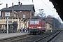 """LEW 20355 - DR """"243 905-7"""" 20.03.1991 - Leipzig-LeutzschIngmar Weidig"""
