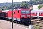 """LEW 20355 - DB Regio """"143 905-8"""" 23.06.2002 - TreuchtlingenFrank Weimer"""