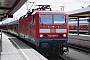 "LEW 20357 - DB Regio ""143 907-4"" 11.07.2004 - Nürnberg, HauptbahnhofMichael Kuschke"