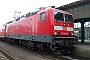 """LEW 20358 - DB Regio """"143 908-2"""" 24.02.2010 - Zwickau (Sachsen), HauptbahnhofHellfried Richter"""