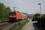 """LEW 20360 - DB Regio """"143 910-8"""" 25.04.2010 - Bonn-LimperichFabian Halsig"""