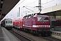 """LEW 20361 - DB Regio """"143 911-6"""" 05.11.2002 - Mannheim, HauptbahnhofAndreas Hägemann"""