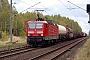 """LEW 20361 - DB Schenker """"143 911-6"""" 14.10.2009 - BorneRudi Lautenbach"""