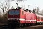 """LEW 20364 - DB Regio """"143 914-0"""" 04.03.2003 - Erlangen-EltersdorfPeter Wolf"""