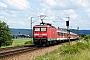 """LEW 20364 - DB Regio """"143 914-0"""" 10.06.2009 - Neumarkt in der Oberpfalz-PöllingJens Bieber"""