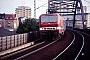"""LEW 20366 - DB """"143 916-5"""" 16.07.1993 - Mannheim, HandelshafenErnst Lauer"""
