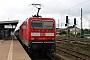 """LEW 20368 - DB Regio """"143 918-1"""" 17.08.2010 - Magdeburg, HauptbahnhofFranz Grüttner"""
